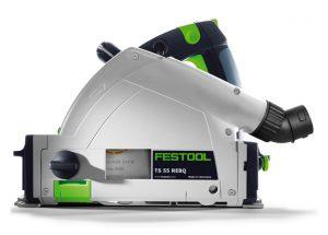 test scie plongeante Festool Ts 55 Rq-plus