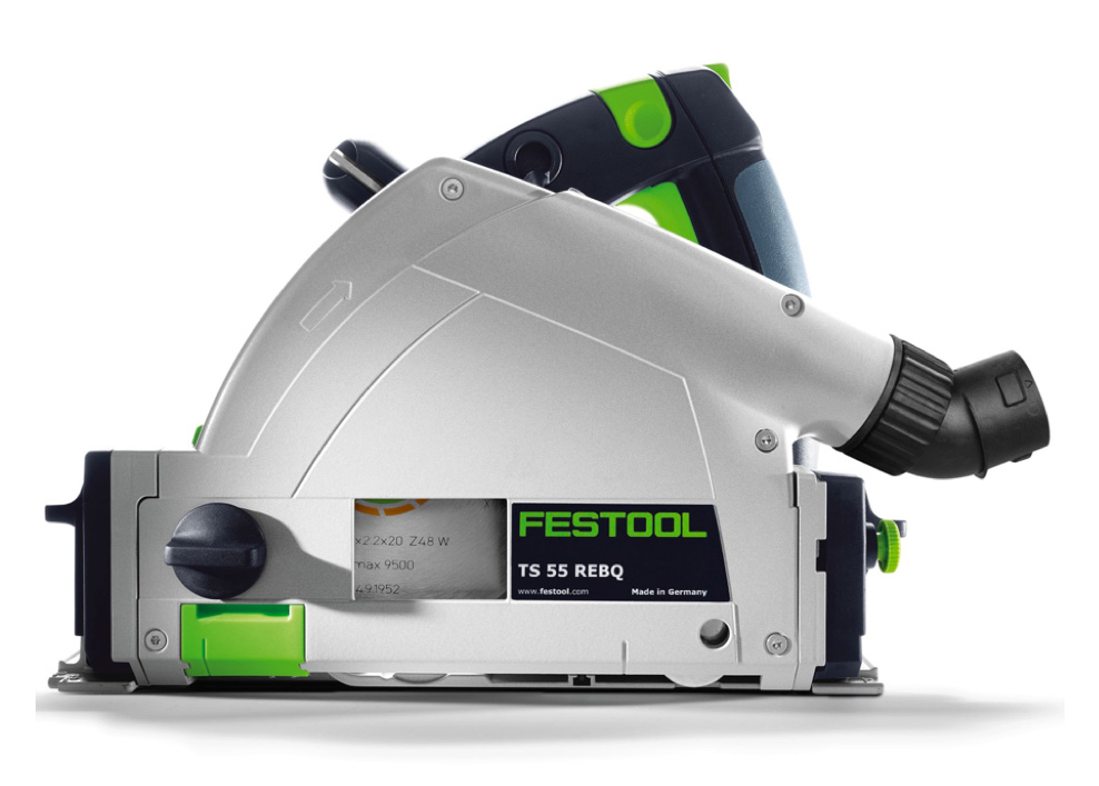 test scie plongeante Festool Ts 55 Rq-plus