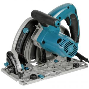 test scie plongeante Makita sp6000j